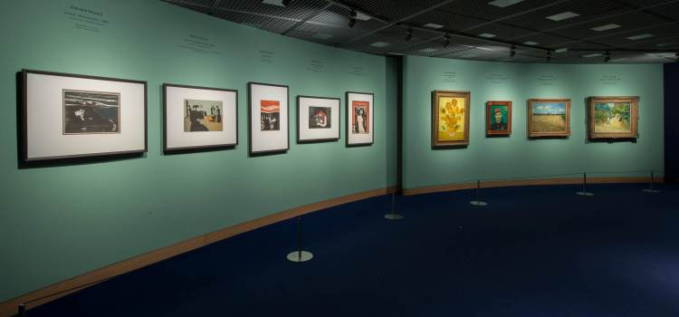 Van Gogh Museum Conserves Energy – and Art!