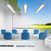Crestron Unveiled SolarSync™ Color Temperature Daylight Sensor