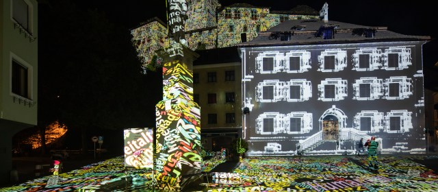 Festival Shows Ancient Town In A Whole New Light.