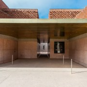 Yves Saint Laurent Museum in Marrakesh with ERCO Lighting Tools