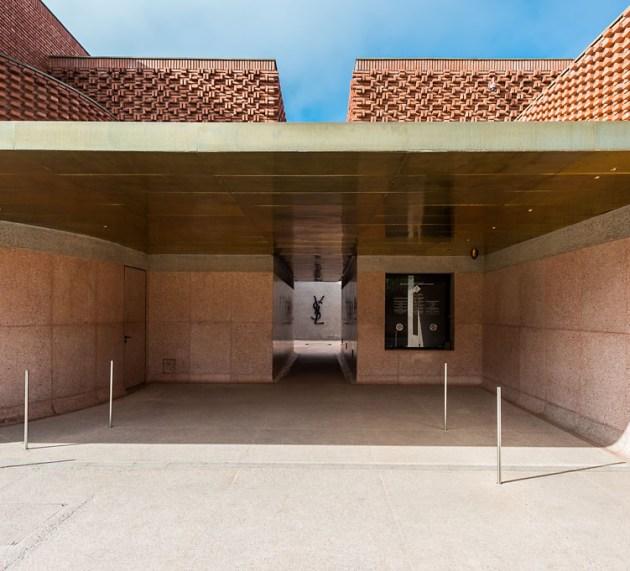 Yves Saint Laurent Museum in Marrakesh with ERCO Lighting Tools