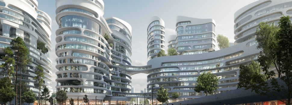 Zaha Hadid Set To Build A Smart City