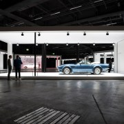 Custom-Designed Lighting Illuminates Treasured Collection Of Automobiles