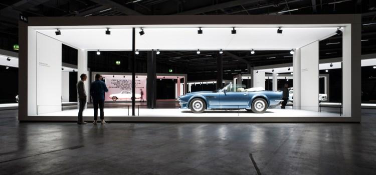 Custom-Designed Lighting Illuminates Treasured Collection Of Automobiles