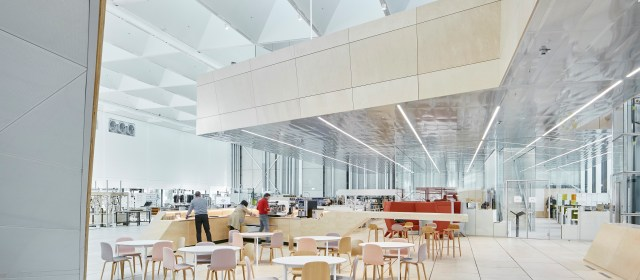 Snøhetta Completes The Swarovski Manufaktur – The Crystal Atelier Of The 21st Century