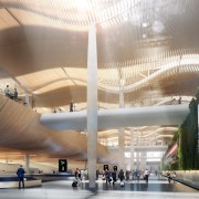 Zaha Hadid And Cox Architecture Are Australian Airport Design Winners