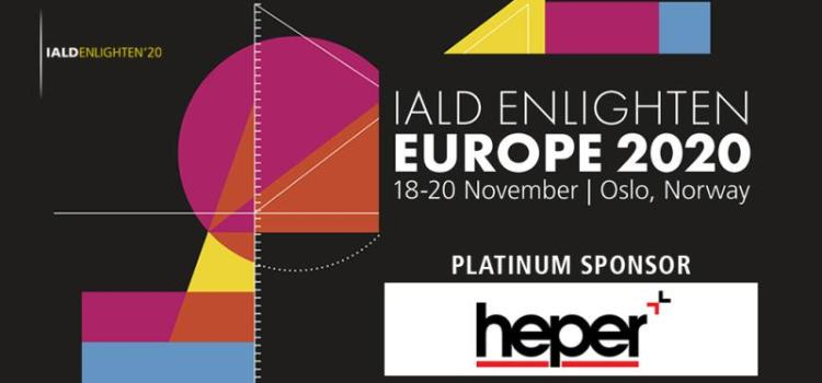 IALD Confirms Norway For November