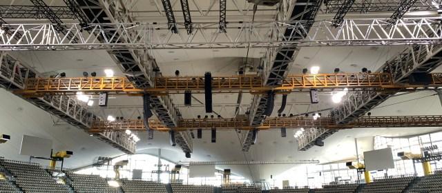 Obermeyer Overhaul Munich's Olympic Hall