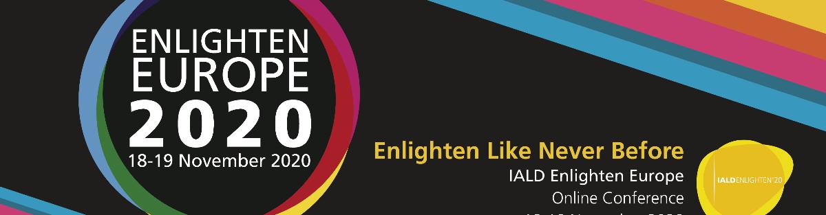 Enlighten Europe 18th-19th November
