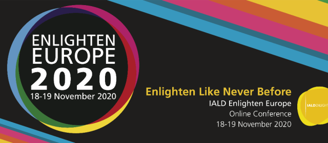Enlighten Europe 18th-19th November