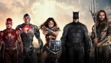Photo of Nuevos pósters de Justice League