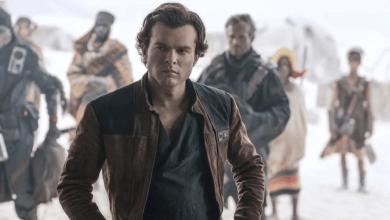 Photo of Nuevos afiches individuales de los personajes de la película de Han Solo