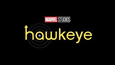 Photo of Hawkeye, la nueva serie de Marvel Studios.