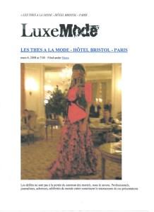 Trend et Tendance - Luxe Mode