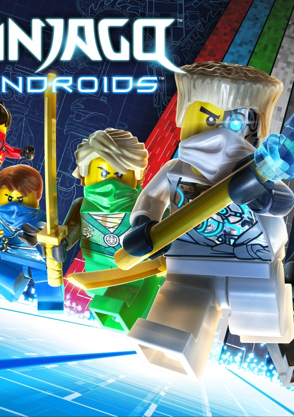 LEGO Ninjago Nindroids Launches Today on Nintendo 3DS and PlayStation Vita #LegoNinjago