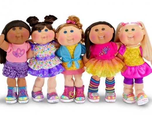 Cabbage Patch Kids Twinkle Toes Skechers