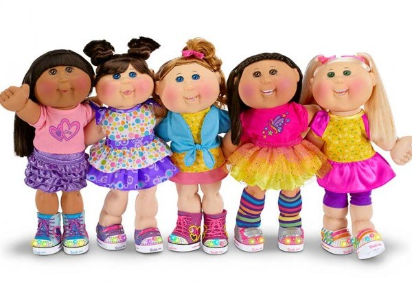 Cabbage Patch Kids are Twinkling, thanks to Skechers!