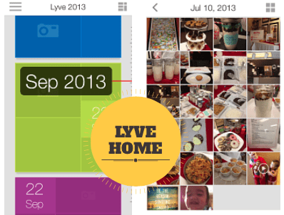 LYVE Home