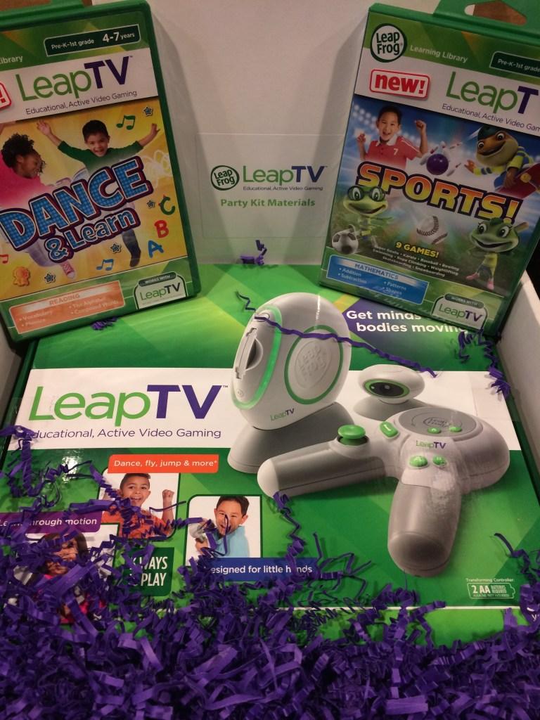 Leap TV party School Yard Style