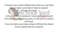 School yard style affiliated links
