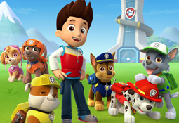 NICKELODEON'S PAW PATROL RECRUITS HEROIC HUSKY TO THE SQUAD