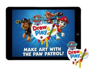 NICKELODEON LAUNCHES BRAND-NEW CREATIVE APP #PawPatrol
