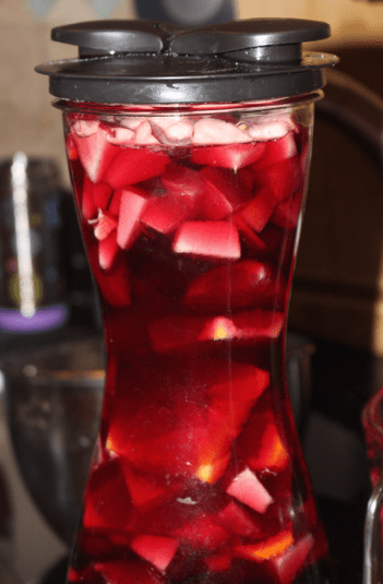 Home made Sangria