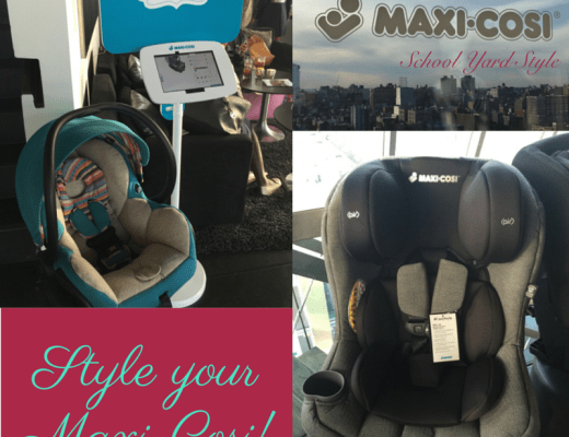Maxi Cost Car seat style