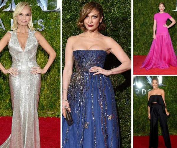 Fashion meets The Tony Awards