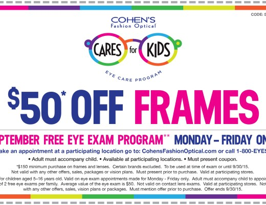 Cohen's Cares for Kids