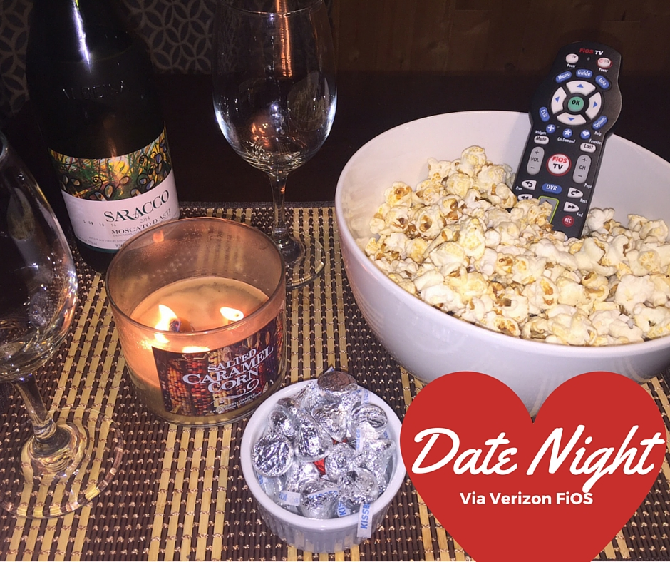 Movie night with verizon