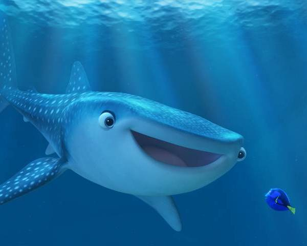 Exclusive! A Brand New 'Finding Dory' Trailer #FindingDory