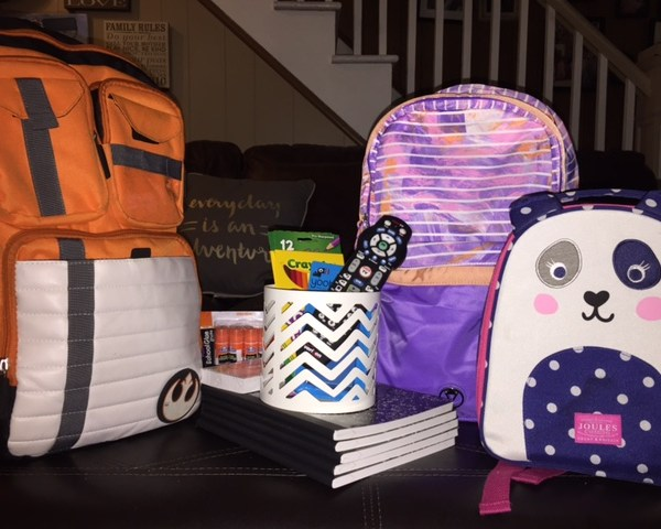 How to manage back to school routines with the fall lineup about to begin!