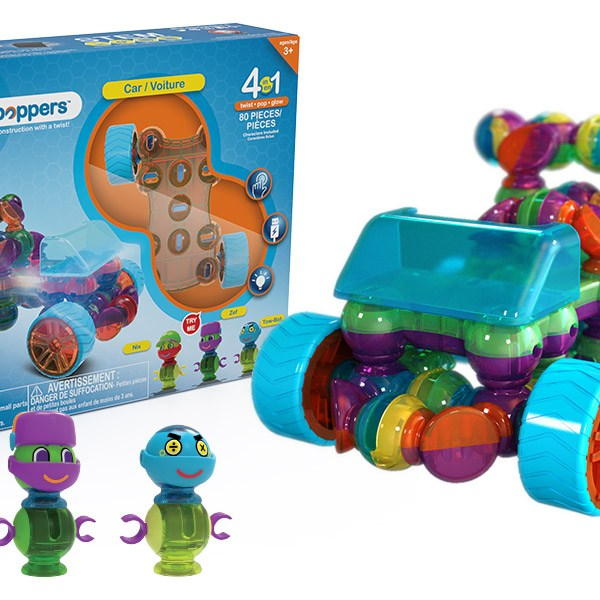 Spark your kids imagination with Lite Poppers