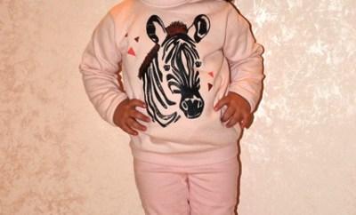 outfit Kiabi per bambina