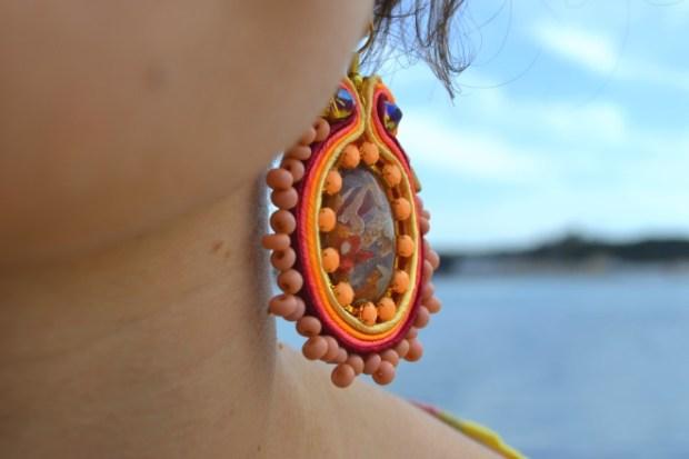orecchini estivi