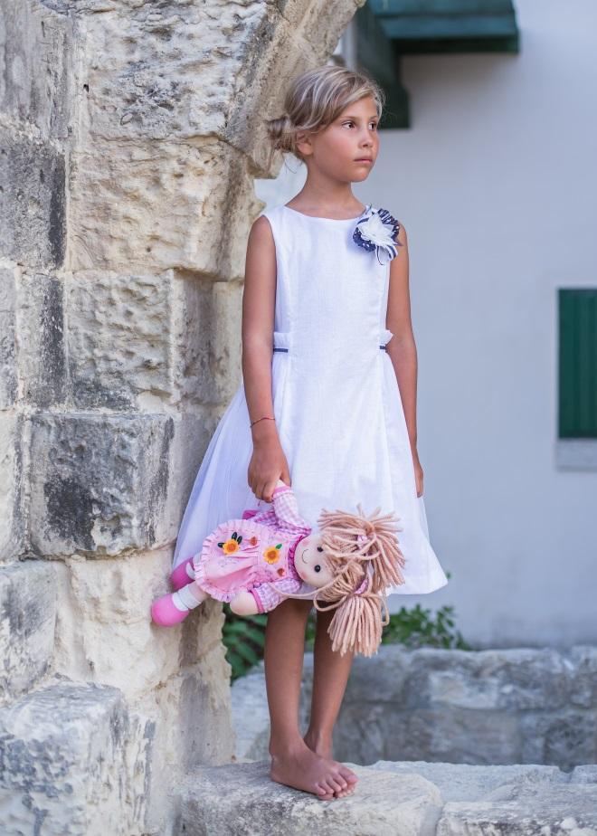 Vestiti Cerimonia 2018 Bambina.Vestiti Per Cerimonia Da Bambina Made In Italy