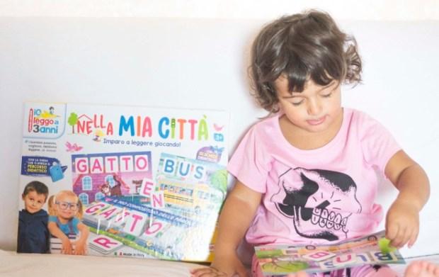Come insegnare bambino leggere