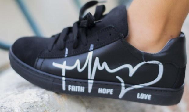 sneakers Melania bambina