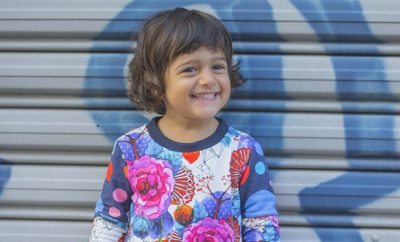 brand spagnoli di abbigliamento per bambini