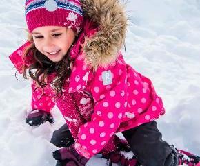 abbigliamento neve per bambini