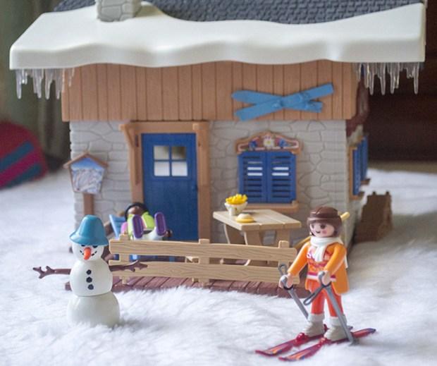 rifugio degli sciatori