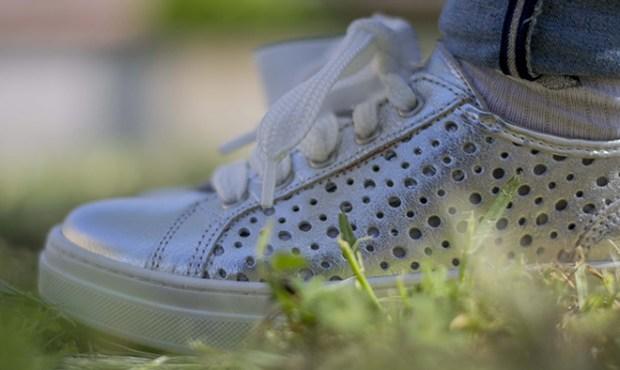 scarpe da bambina melania estive