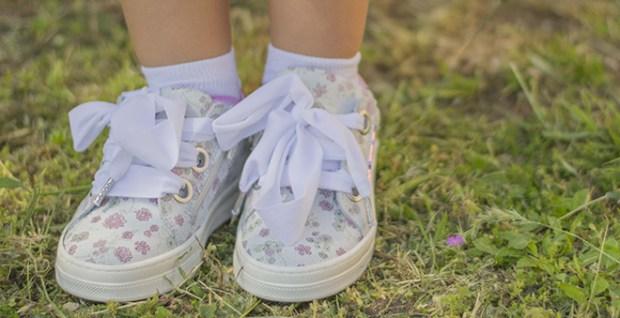 sneakers bambina Melania