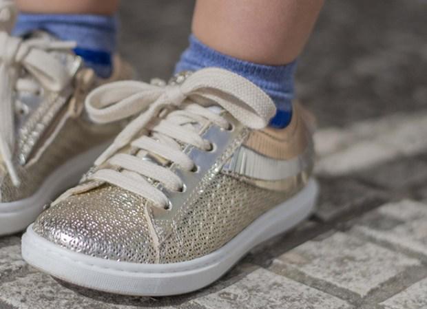 ocra scarpe bambini