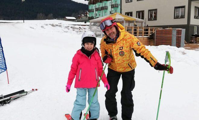 scuola di sci di Andalo