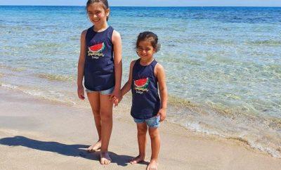 Jadea, brand di intimo e maglie per bambina