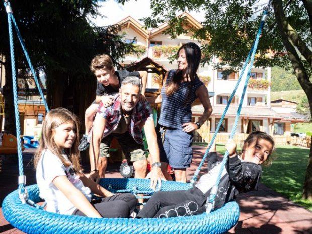 Hotel per famiglie e bambini Andalo