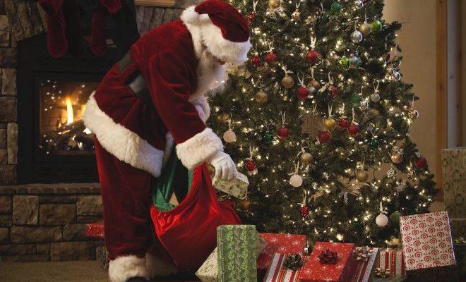Regali Di Babbo Natale.Vuoi Seguire Il Viaggio Di Babbo Natale Nella Consegna Dei Regali