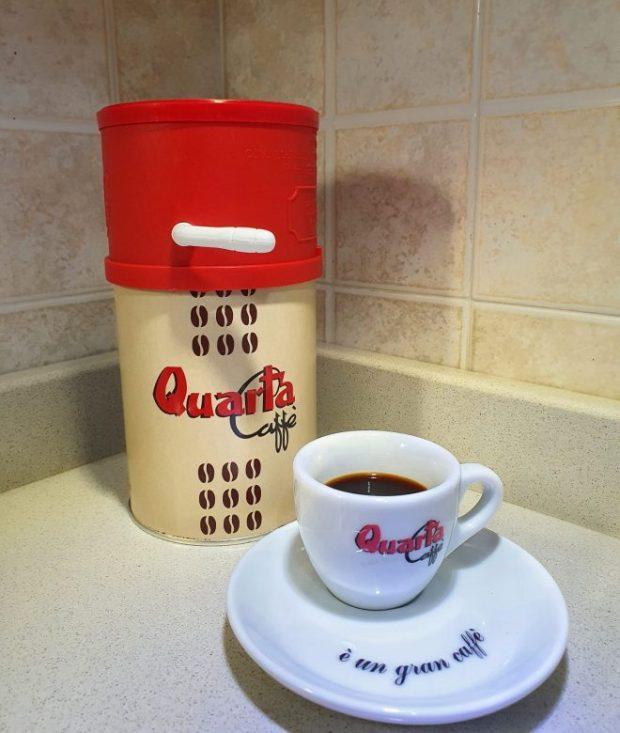 quarta caffè sede